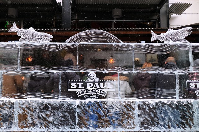 Ice Bar - St Paul Fish Company