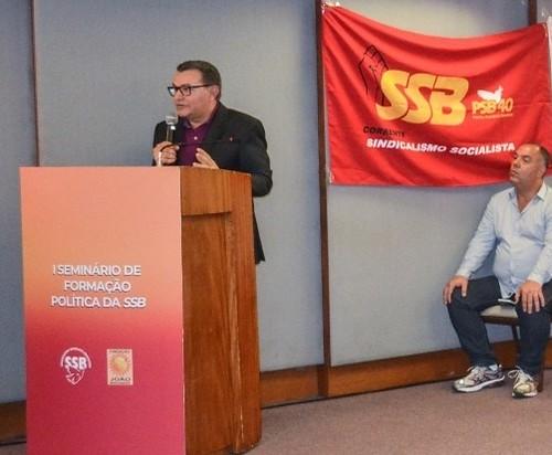 I Seminário de Formação Política do SSB - 3/2/2018