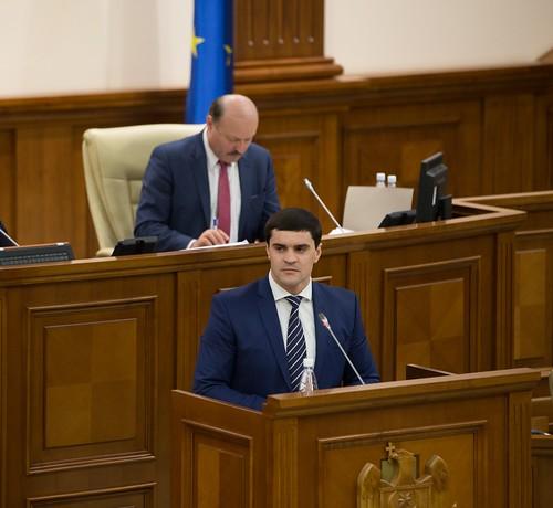 22.02.2018 Ședința Parlamentului Republicii Moldova