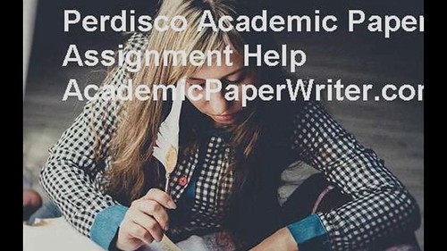 Perdisco Academic Writing Service
