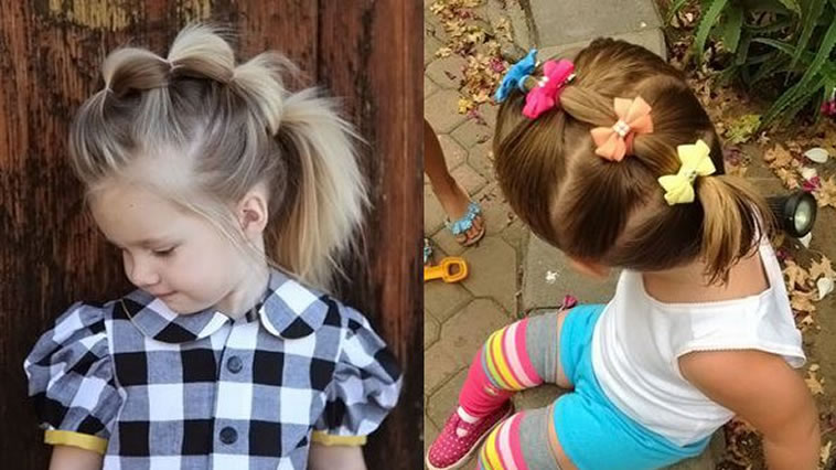 Hairstyles For Little Girls For 2018 2019 Girls Hairstyles