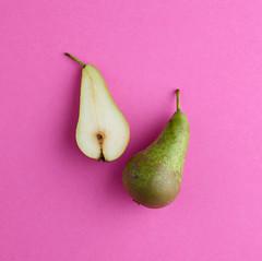 Pear Sliced