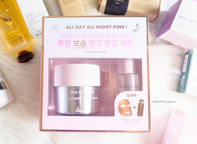 Korean Beauty Haul Hanskin