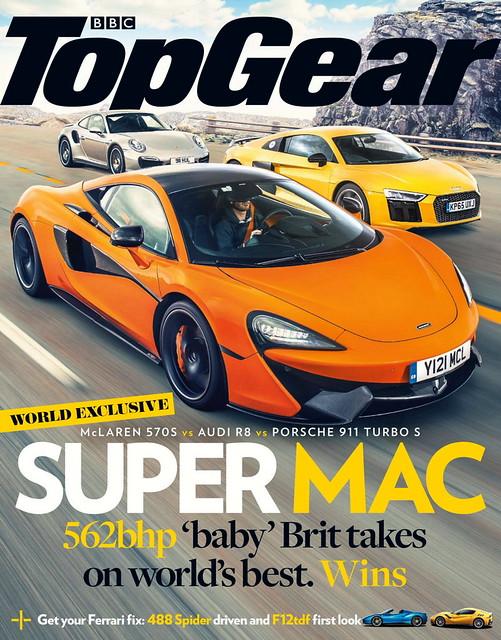 BBC Top Gear 12/2015