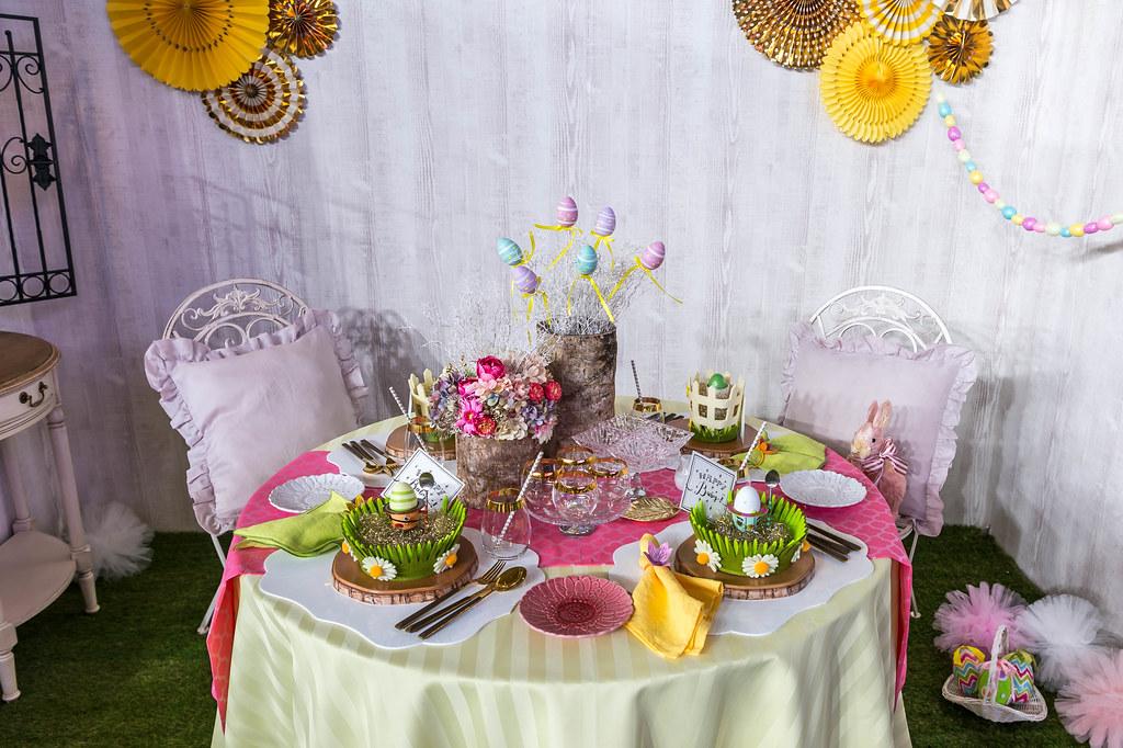 Happy Easter! Happy Baby! / 泉岡百梨子