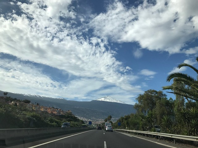 Teide. North of Tenerife