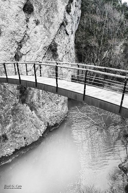 Río Oca (Oña - Burgos)