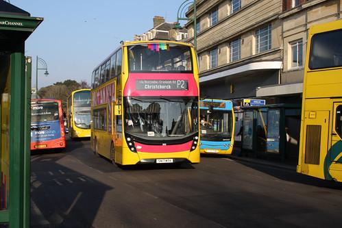Yellow Buses 203 SN17MTX