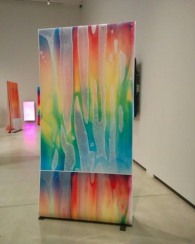 Taisuke Koyama, Rainbow Variations (1) #toronto #artgalleryofontario #taisukekoyama #rainbow #photography #latergram