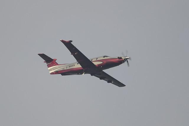 G-MAKN Pilatus PC-12NG/47E