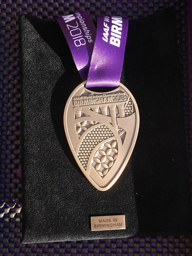 IAAF WIC 2018 - Medal Launch - 6