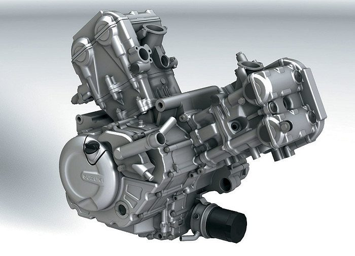 Suzuki DL 650 V-STROM Urban 2015 - 3