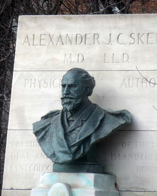 Header of Alexander Skene