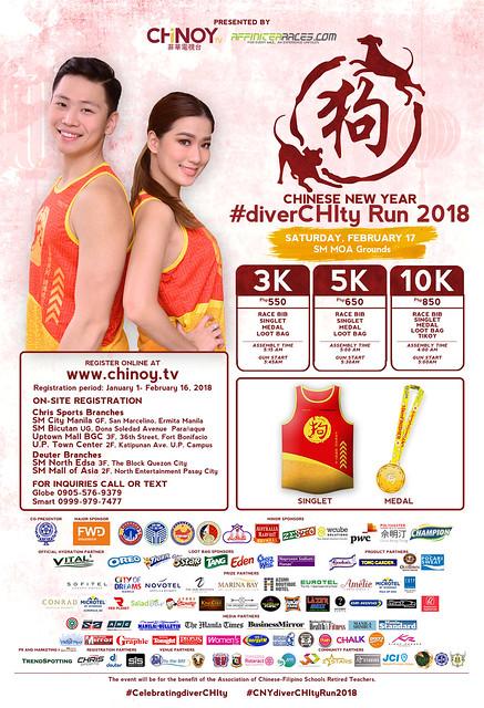 CNY #diverCHIty Run 2018