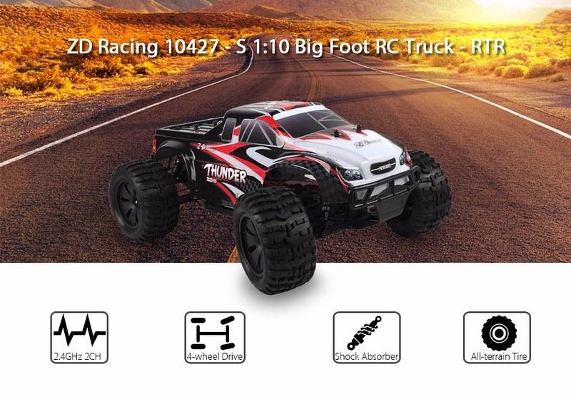 GearBest ZD Racing 10427 (2)