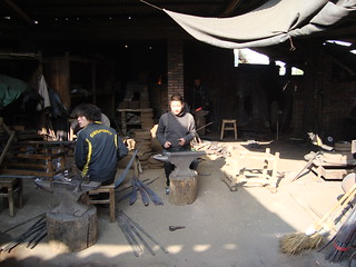 2009 - China - Sword Factory
