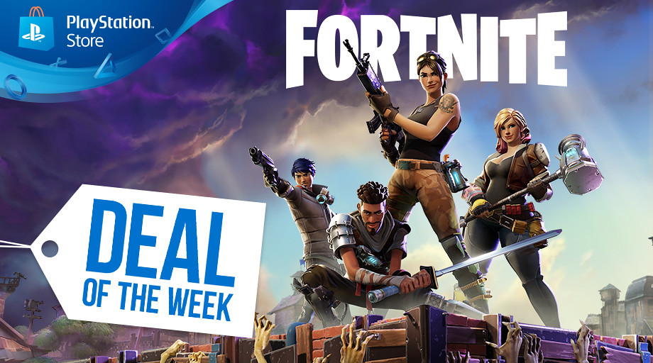 Big Fortnite discounts among new deals going live on