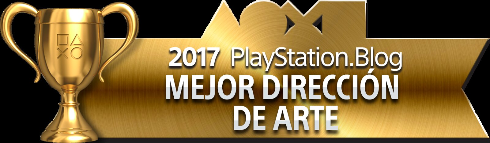 PlayStation Blog Game of the Year 2017 - Best Art Direction (Gold)