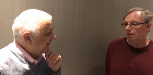 Mike Markowitz and Wayne Homren