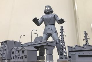 Gashapon 嶄新發光系列「東映經典特攝」首波將推出【機械巨神】!!アルティメットルミナス 東映クラシック ジャイアントロボ