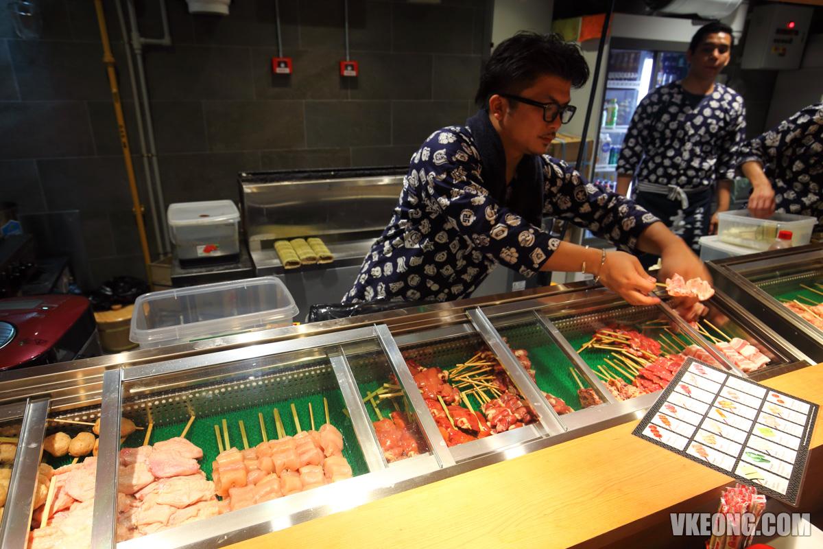 J's-Gate-Dining-Torikin-Yakitori-Shelf