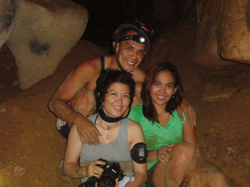 Spelunking at White Cave