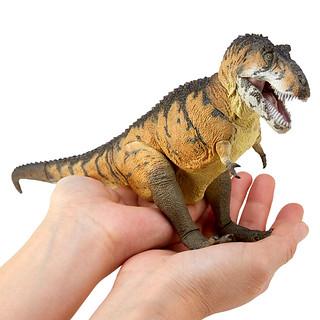 海洋堂 SOFUBI TOY BOX 地上最強掠食動物「暴龍」登場!ソフビトイボックス 018A ティラノサウルス