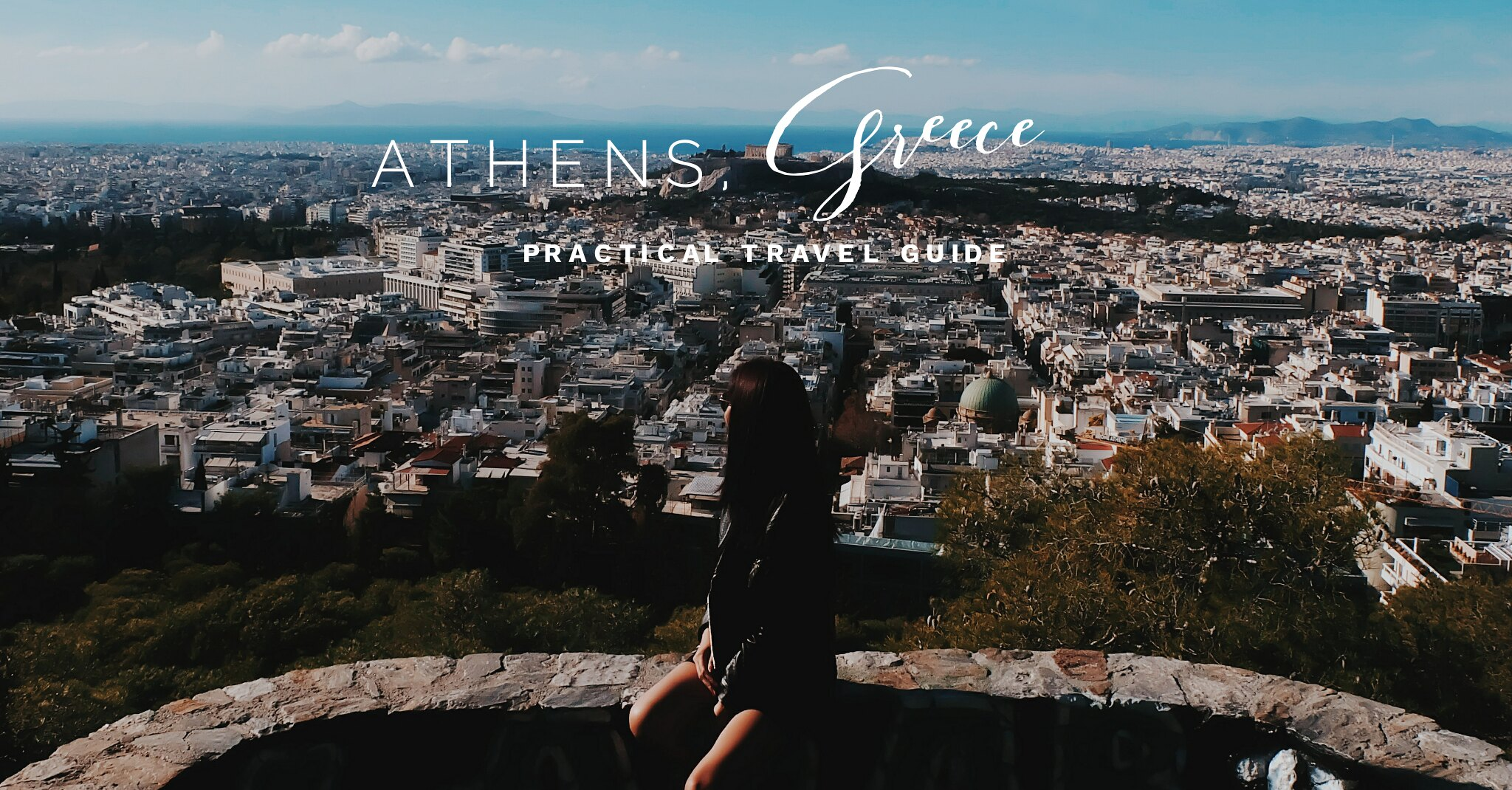 Athens Greece Budget Travel Guide 2018