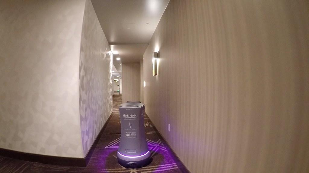 Hilton H Hotel LAX 46