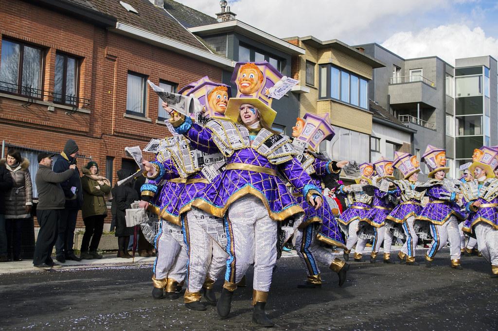 Aalst carnaval 2018