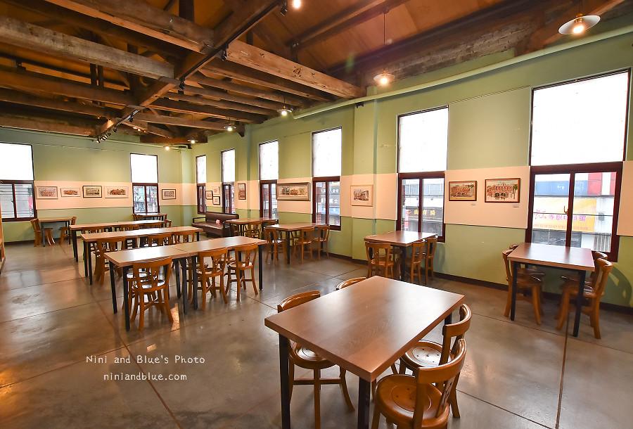 太陽餅博物館 台中火車站 景點11