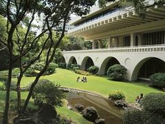 Japanese Garden at Jefferson Hall