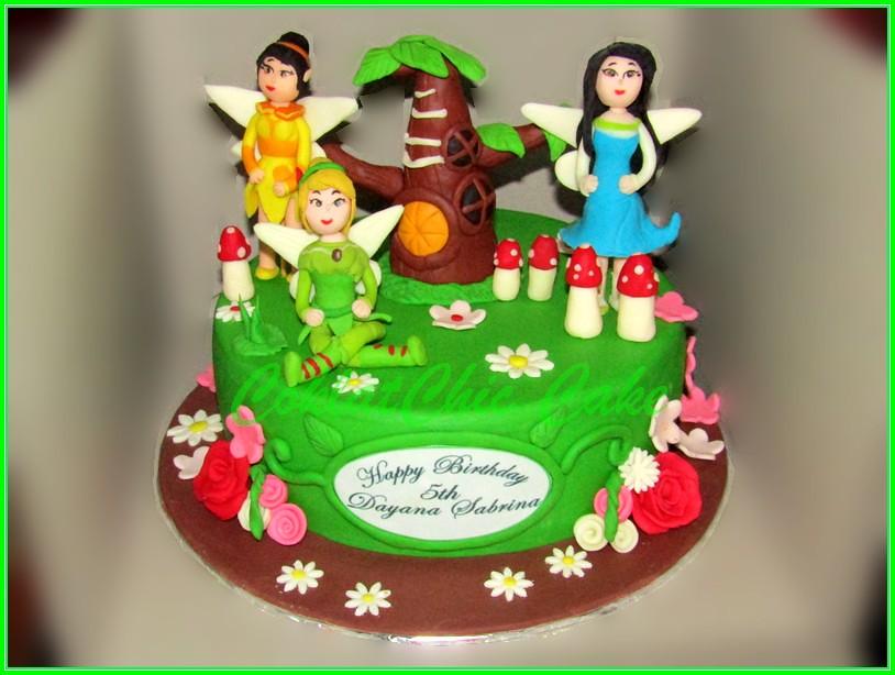 Cake Tinkerbel DAYANA 20cm