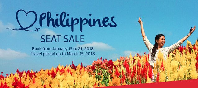 Love Philippines Philippine Airlines Seat Sale