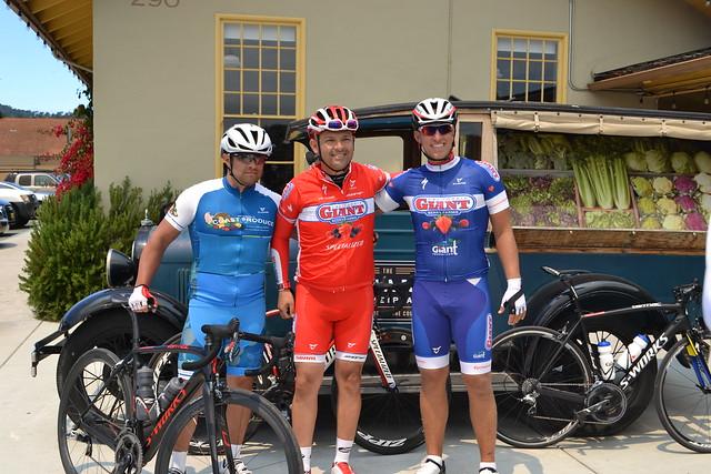 Tour de Fresh 2014 - 2016