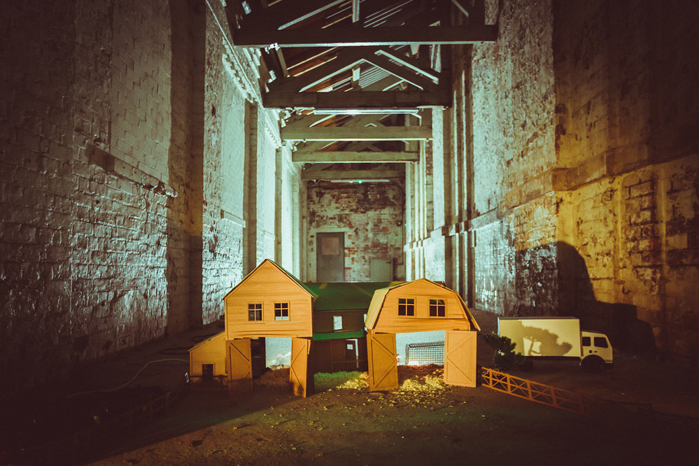 Springhead Pumping Station – Micropolis by Davy and Kristin McGuire. Photo: © Chris Pepper