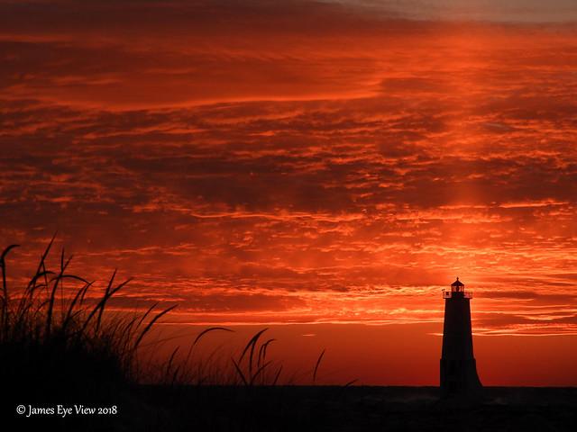 Lighthouse Pillar