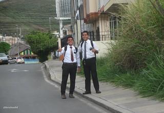 Misioneros Mormones SUD Popayán Colombia