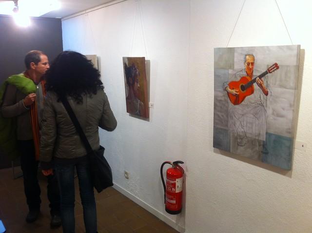 Exposici del pintor Ramon, Apple iPhone 4, iPhone 4 back camera 3.85mm f/2.8
