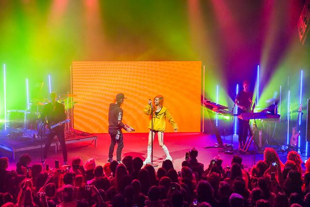 Lights @ 9:30 Club, Washington DC, 02/27/2018