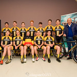 Ploegvoorstelling 2018 Forte U 19 Cycling Team