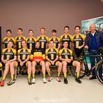 Ploegvoorstelling 2018 Forte U 19 Cycling Team