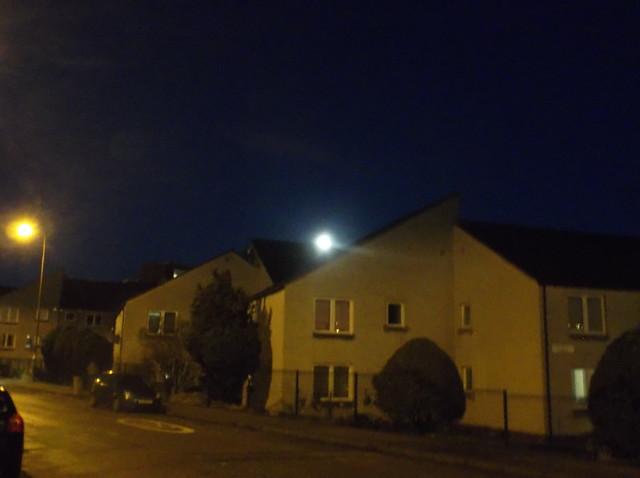Moon, Fujifilm FinePix T550