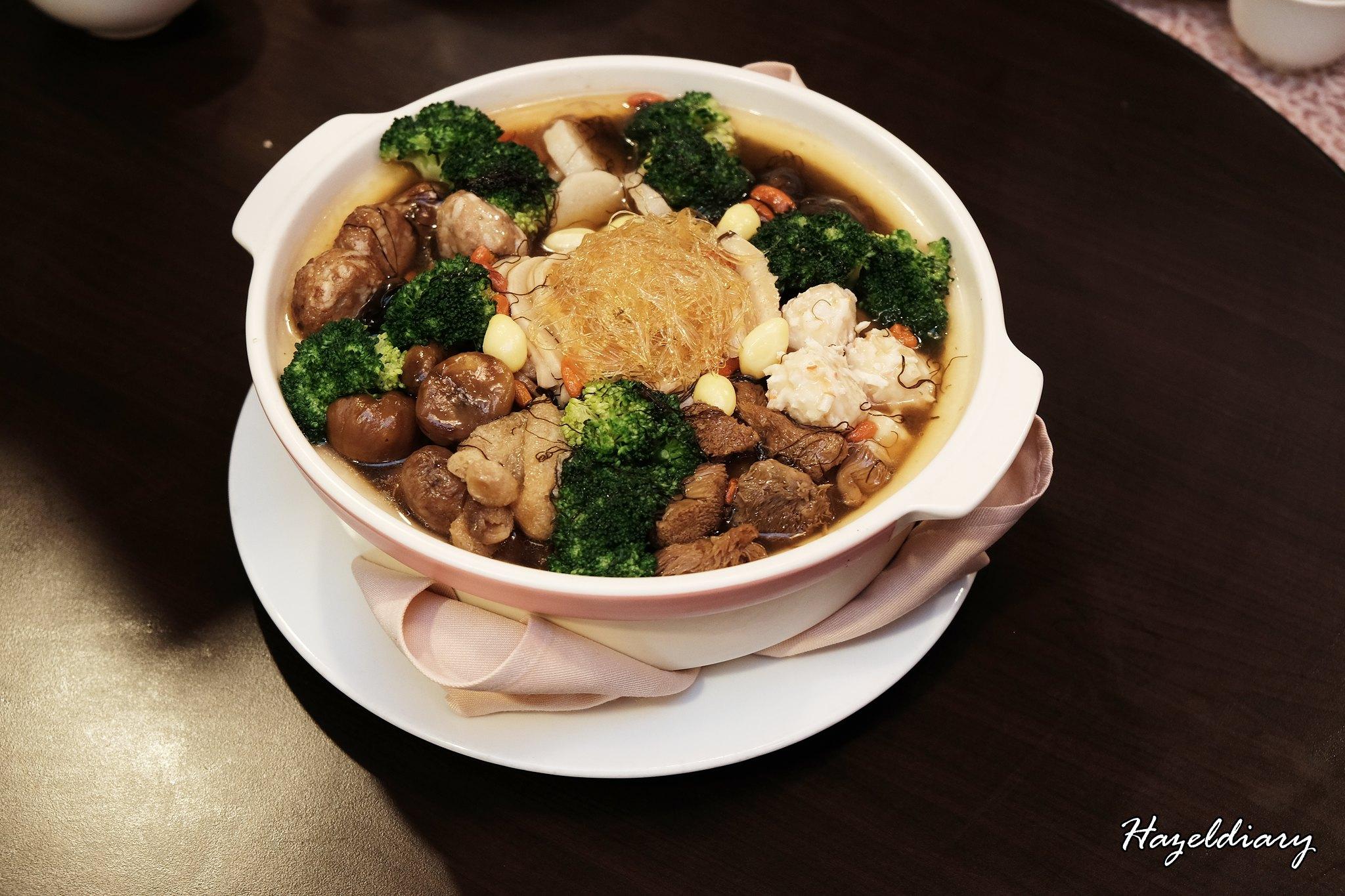 Lotus Vegetarian Restaurant Pen Cai