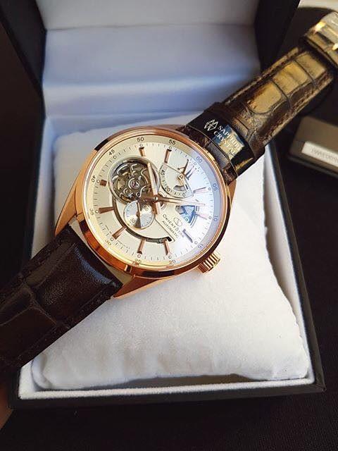 Đồng hồ Orient chính hãng đang gây sốt - Phố Đồng Hồ - Chương Seiko