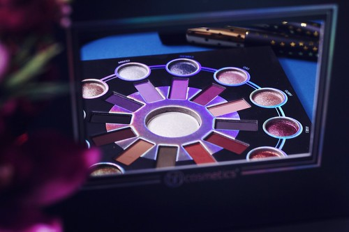 Zodiac palette BH Cosmetics review - Big or not to big (3)