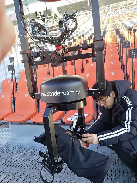 Spidercam