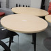Circular meeting table E70