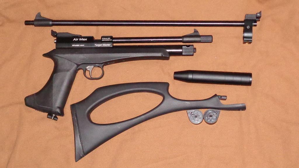 New Diana Chaser CO2 Air Rifle Kit - Rifle, Pistol - Airguns