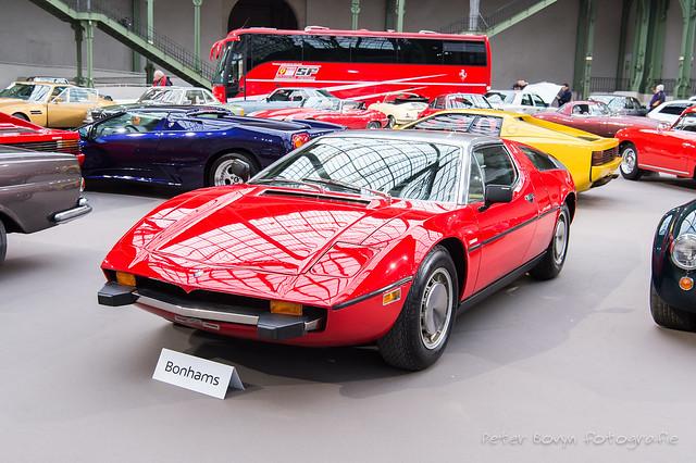 Maserati Bora 4.9 - 1973